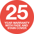 Decking 25 Year Warranty