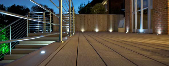 deck lights now theres a bright idea bright ideas deck