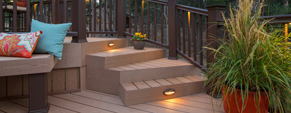 Give reliaboard composite decking a chance for How much does composite decking weigh