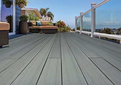 Edge Plus Composite Decking