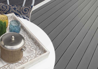 EasyClean Edge Composite Decking