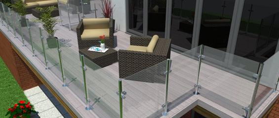 3d deck design