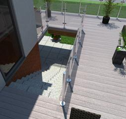 outdoor living 3d design