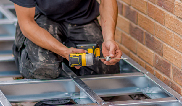 Why Choose Easy-Frame Composite Deck Framing