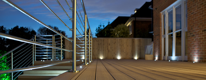5 ways to use lighting in your garden