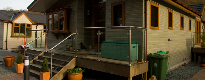 If You Want To Build Decking For Your Caravan That Will Last Season After With Very Low Maintenance Our Composite Is The Ideal Choice