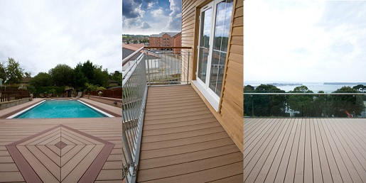 examples of our slip-resistant decking