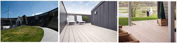 Commercial decking projects