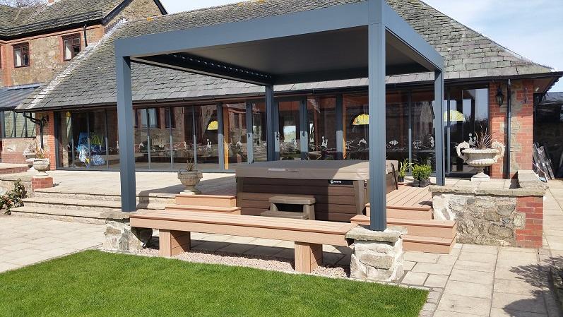 Cedar deck 3