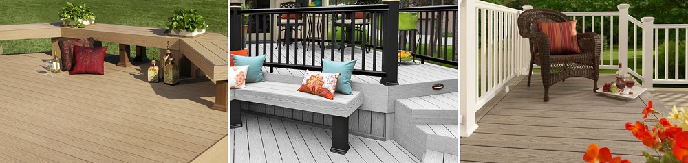 Reliaboard Wood Effect Decking