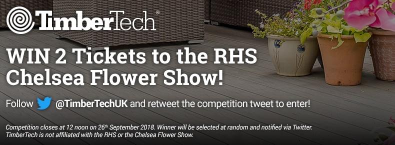 Win Chelsea Flower Show Tickets