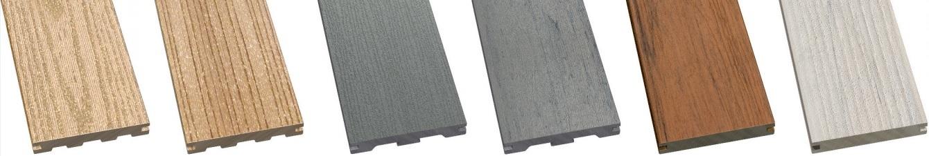 Leftover Decking Boards