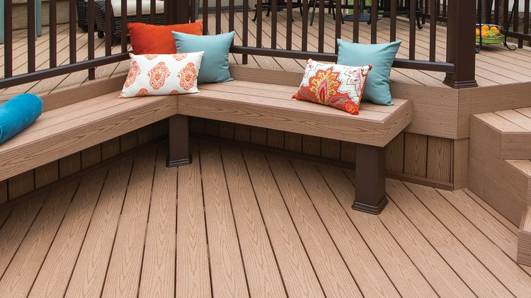 Reliaboard Decking