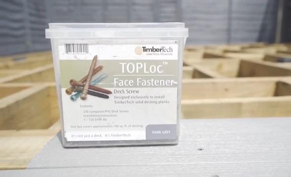 TOPLoc Deck Screws