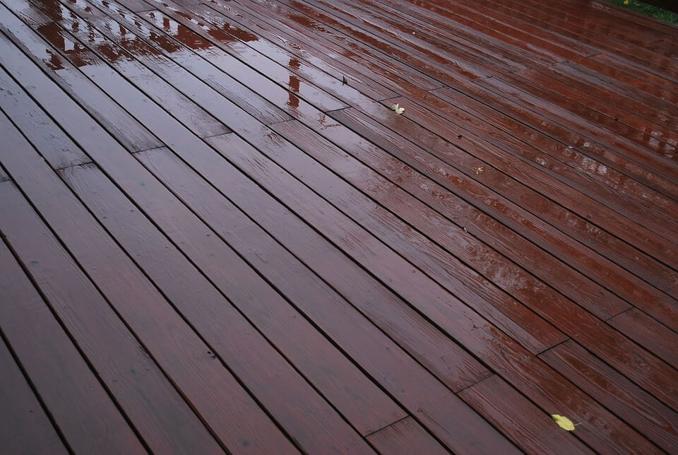 Unsafe deck