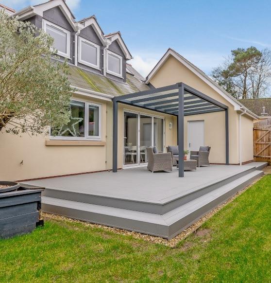 Cwmbran Garden Deck