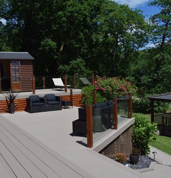 Garden in Rhondda Cynon Taf