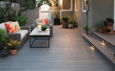 EasyClean Legacy Ashwood Decking
