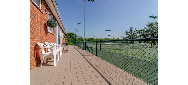 tennis club decking 2