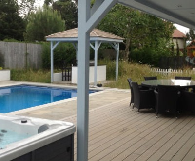 Orford Pool and Hot Tub Decking Image 5