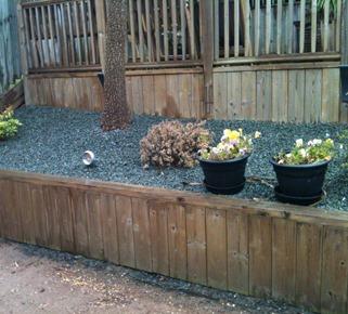 Pontprennau Garden Decking Image 4