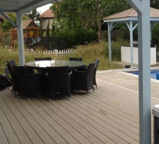 Orford Pool and Hot Tub Decking Image 3