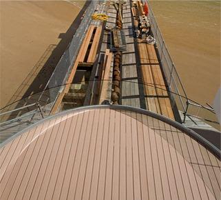 Tenby Lifeboat Station Decking Image 3