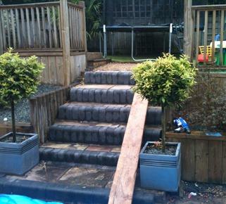 Pontprennau Garden Decking Image 3