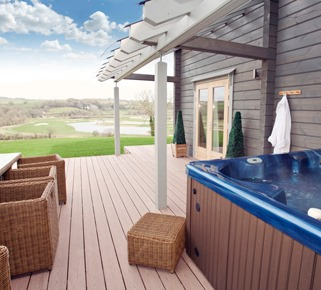 Celtic Manor Decking Image 4
