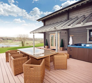 Celtic Manor Decking Image 3