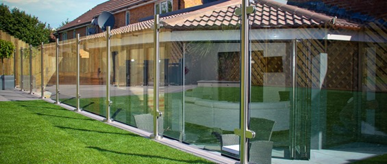 Glass Balustrade without Handrail