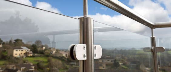 Glass Balustrade Handrail 3