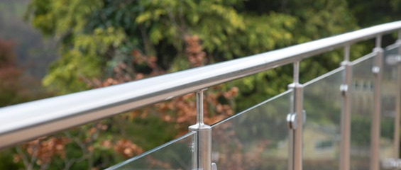Glass Balustrade Handrail