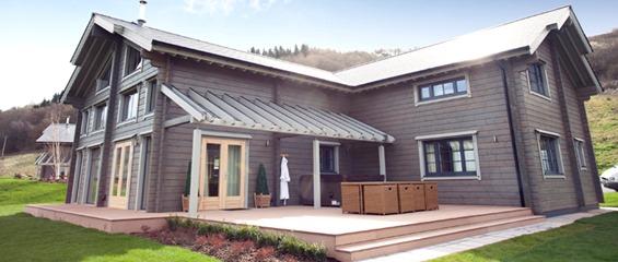 Celtic Manor Lodges Newport ReliaBoard Cedar