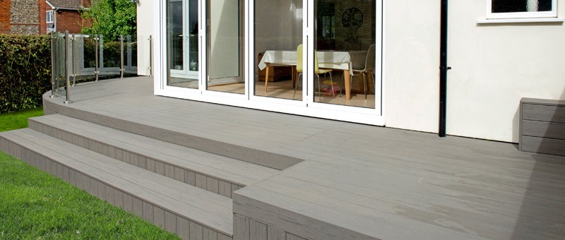 Easyclean terrain decking images timbertech uk Terrain decking