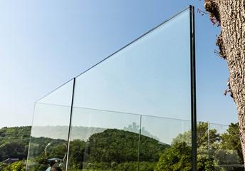 Frameless Glass Balcony