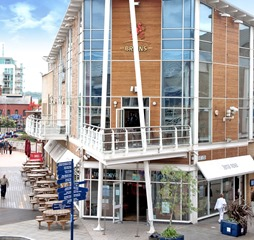 Terra Nova Public House Cardiff eDeck Grey
