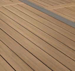 EasyClean Edge+ Oak with Sea Salt Frame