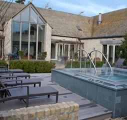 Calcot Hotel & Spa Tetbury VertiGrain Grey