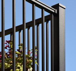 Impression Rail Balcony