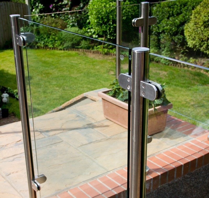 Glass Balustrade Timbertech Uk